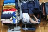 Boa viagem! Uma mala bem organizada.