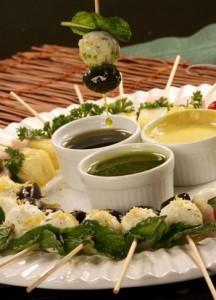 Variações de molhos também são uma ótima pedida., experimente mel e mostarda...uhmmmm....