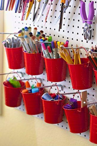 Na organização dos espaços dos pequenos ... eles vão adorar deixar tudo arrumadinho.