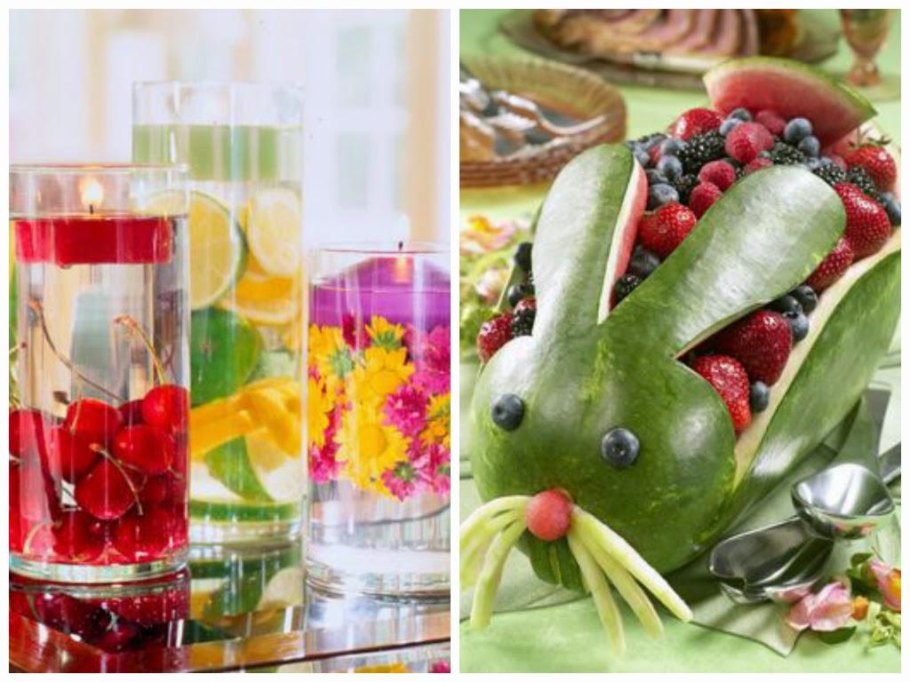 Quer deixar as frutinhas mais atraentes nessa época?! Os pequenos vão adorar!